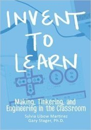 Season 2: Episode 10 – Invent to Learn – Interview with Sylvia Martinez [Podcast] | iPads in Education | Scoop.it