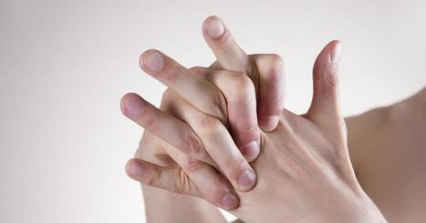 Oh snap! Cracking your knuckles is actually good for you | Kickin' Kickers | Scoop.it