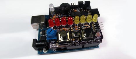 FunShield, the Arduino Educational Platform | Open Source Hardware News | Scoop.it