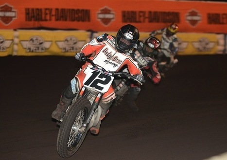 Flat Track: Round # 13 – Pomona Half-Mile Report - Cycleworld | California Flat Track Racing | Scoop.it