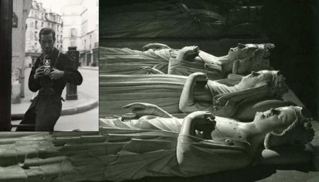 Découvrez les sublimes gisants de Pierre Jahan   Saint-Denis remonte sa flèche   Scoop.it
