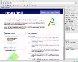 Amaya Home Page | CHUCOL Project I | Scoop.it