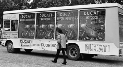 Ducati.net History DejaView | The Glass Transporter | Ducati.net | Desmopro News | Scoop.it