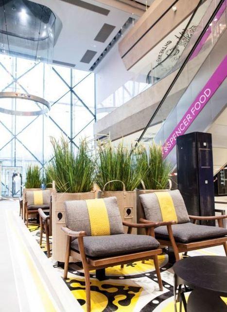 Vill'Up : le centre commercial qui veut réinventer le retailtainment | Marketing du point de vente | Scoop.it