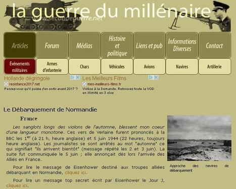 Les sanglots longs ... | CGMA Généalogie | Scoop.it