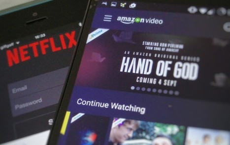 Netflix vs. Amazon in 2015: A tale of two video-streaming giants | TV Trends | Scoop.it