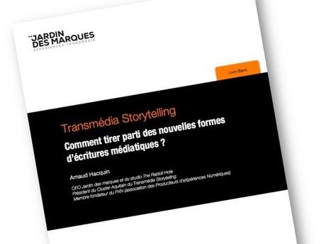 Le transmedia storytelling, interview d'Arnaud Hacquin fondateur de l'agence Jardin des marques | Narration transmedia et Education | Scoop.it