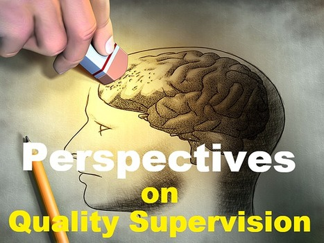 Perspectives on Quality Supervision and Problems Encountered in Supervision | MyThesis Hub | Scoop.it
