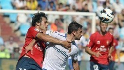 La debilidad defensiva sentencia a Osasuna (3-1) | OSASUNISTA ... | #REALZARAGOZA | Scoop.it