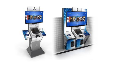 PS4 now playable at kiosks across the US, find one near you | FEED THE WORLD | Scoop.it