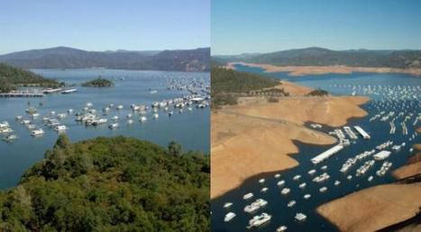 La Californie a désespérément besoin de pluie : la preuve en images de la sécheresse la plus grave de son histoire   Risques et Catastrophes naturelles dans le monde   Scoop.it