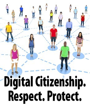 High School Students, Digital Citizenship and Social Media for College Prep | High School Digital Media | Scoop.it