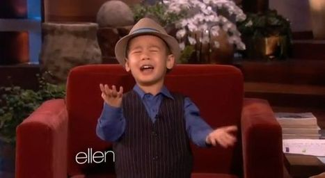 "A ajuns VEDETA pe Youtube la doar 4 ani, dupa ce a cantat melodia ""Grenade"" a lui Bruno Mars! VIDEO   Cap Limpede   Scoop.it"