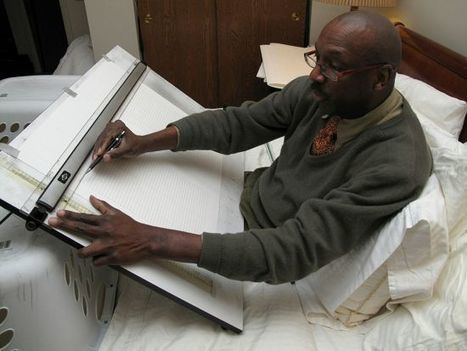 Man Spends 4 Years Writing the Bible by Hand | Strange days indeed... | Scoop.it