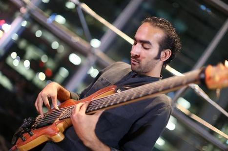 Egypt's favorite jazz bassist Ahmed Nazmi goes solo with new record | JazzLife | Scoop.it