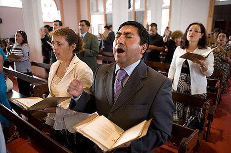 New face of religion in Latin America | shaynakayla | Scoop.it