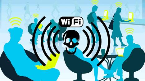 La enfermedad invisible: alergia al WiFi - Ecoportal.net | Uso inteligente de las herramientas TIC | Scoop.it