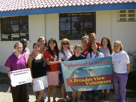 """Volunteer Tourism for Travelers on a Budget 