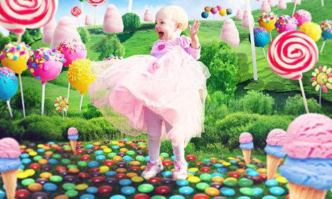 Un artiste rend le sourire à des enfants malades en les transportant dans leurs plus grands rêves | News insolites | Scoop.it
