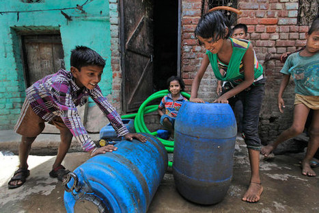 Fresh water crisis: Four billion people face water scarcity, says study | AP Human Geography Digital Knowledge Source | Scoop.it