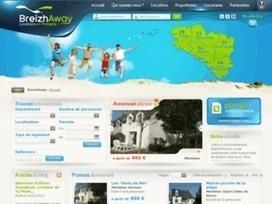 Breizhaway : Locations de vacances entre particuliers dans toute la Bretagne | Vendre locations de vacances et chambres d'hôtes sur internet | Scoop.it