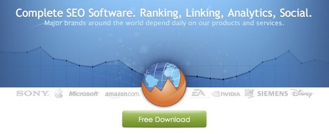 Advanced Web Ranking 9 : suivre le référencement de vos sites en profondeur | Agences web de Rennes | Scoop.it