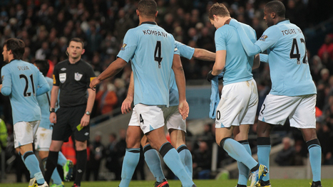 S'hampton v City: Sold out | Sports Facility Management 4396881 | Scoop.it