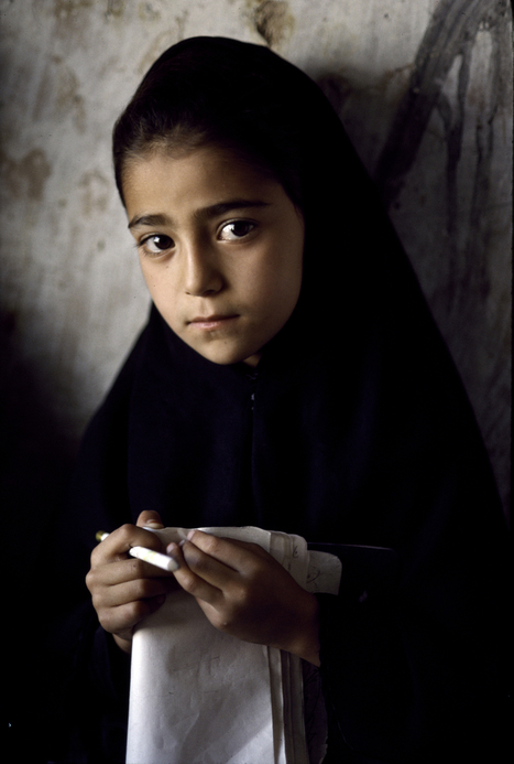 To Change the World, by Steve McCurry | DailyGood | Technology in Art And Education | Scoop.it