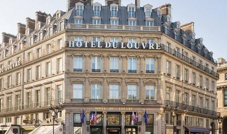 Paris : Hyatt Hotels partenaire de l'école Comondo pour la rénovation de l'Hôtel du Louvre | Modern Hotelier! | Scoop.it