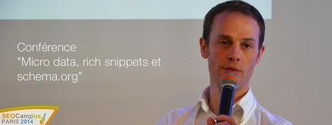 Les microdatas, la solution vers un web de données ? - Conseils SEO   web trends   Scoop.it
