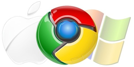 L'ordinateur 100% web de Google peut-il remplacer Windows ou Mac OS? | High-Tech | Scoop.it