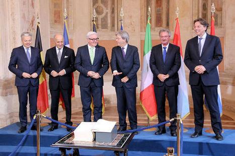 Jean Asselborn à la réunion des pays-fondateurs de l'Union européenne | L'Europe en questions | Scoop.it