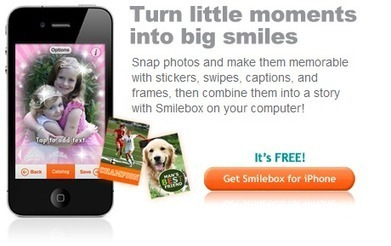 Invitations, Collages, Slideshows and Scrapbooks – Smilebox | 101 Cool Things to Try | Scoop.it