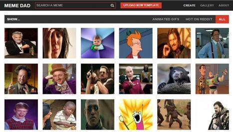 Las mejores herramientas para crear memes   Marketing&Socialmedia   Scoop.it