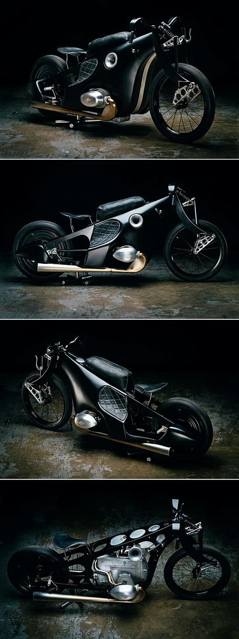 Zoweez Batman! This BMW Landspeeder Motorcycle is Fully Functional | Muscle Bikes of America | Scoop.it