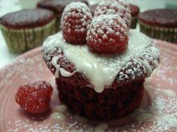Vegan red velvet cupcakes are perfect for your valentine | My Vegan recipes | Scoop.it