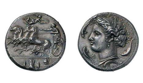 Las monedas más bellas de la Antigüedad - Revista de Historia | Cultura Clásica 2.0 | Scoop.it