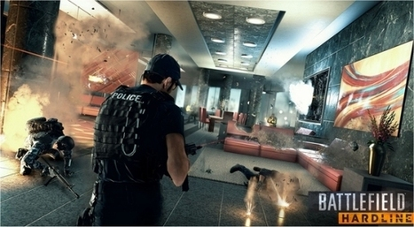 Battlefield: Hardline To Run At 1080p, 60fps On Xbox One - Cinema Blend | GamingShed | Scoop.it