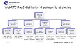 WebRTC platforms & distribution partnerships: From evangelists to acolytes | webrtc | Scoop.it
