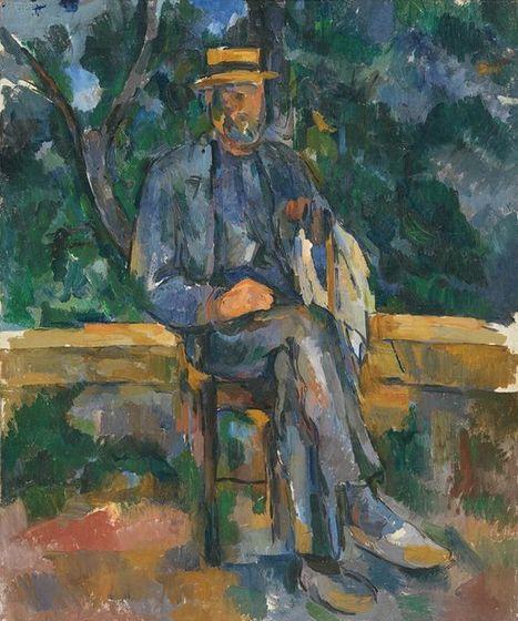 Cézanne, el retorno   Arte, Literatura, Música, Cine, Historia...   Scoop.it