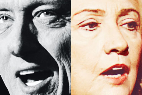 Bill & Hillary Forever | DispatchesUSA | Scoop.it