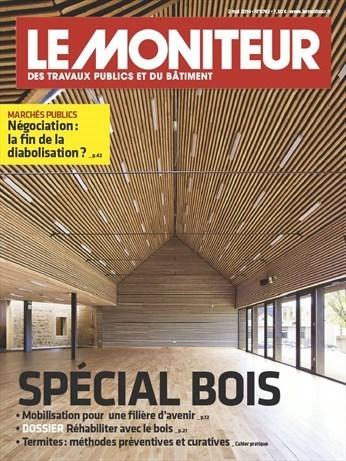 Abonnement magazine Le Moniteur n° 5762 Spécial bois - Relay.com | Abonnements de l'Agence d'urbanisme de la région mulhousienne (AURM) | Scoop.it