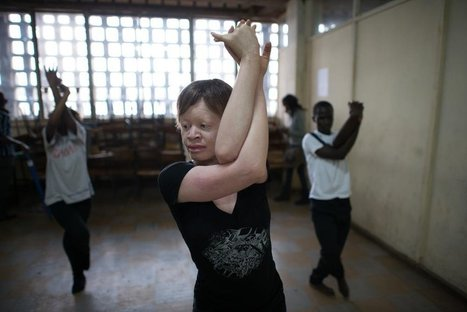 INSPIRE: How yoga has become a force for social inclusion in Kenya   Ashoka UK   Scoop.it