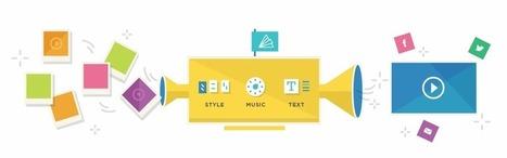 Animoto : créez des vidéos en quelques minutes ! | CaféAnimé | Scoop.it