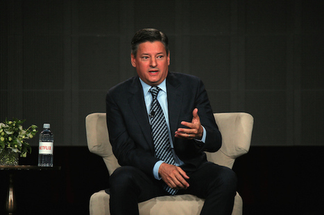 Netflix Boss Ted Sarandos Defends Ratings Secrecy: 'It Has No Reflection on Our Business'   screen seriality   Scoop.it