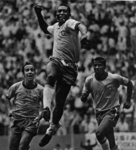 No dia 19 de novembro de 1969, Pelé marcou o milésimo gol   Futebol   Scoop.it