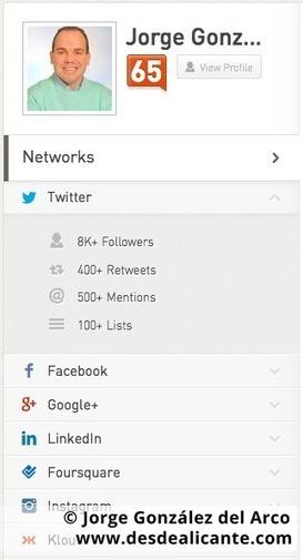 Qué es Klout y cómo mide nuestra influencia en las redes sociales | Trabajo Social | Scoop.it