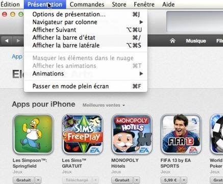 iTunes 11 se dote de la reconnaissance par camera des Cartes iTunes   SOSiPhone.com (Le Blog)   Education et Créativité   Scoop.it