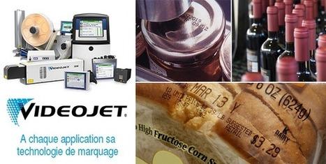Videojet assure la traçabilité et l'identification des produits agroalimentaires | Actualité de l'Industrie Agroalimentaire | agro-media.fr | Scoop.it
