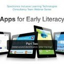 Final Spectronics Online Resource for 2012! Apps for Early Literacy Series – Part 2 (letter-sound identification, letter tracing) | The Spectronics Blog | Elementary Special Education | Scoop.it